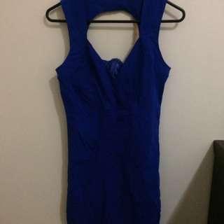 BNWT Blue Dress