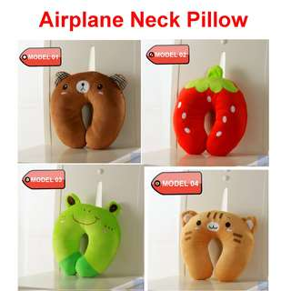 flight Airplane plane neck pillow u-shaped travel neck pillow lay sleeping pillow lunch break the plane u pillow