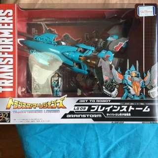Transformers Takara LG-09 Brainstorm