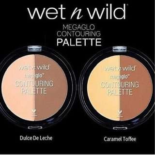 Wet 'n Wild Megaglo Contouring Palette (Caramel Toffee)