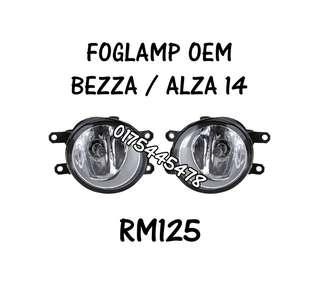 FOG LAMP ** BEZZA / ALZA 2014