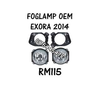FOG LAMP ** EXORA **