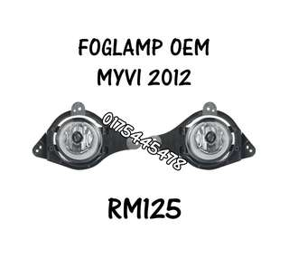 FOG LAMP ** MYVI **