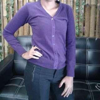 purple bolero