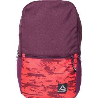 reebok bagpack! authentic!