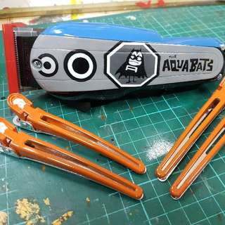 Airbrush service for hair clippers