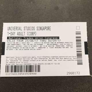 USS ticket (valid from 23-30 sept)
