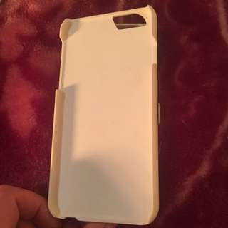 iPhone 6/6s case with mirror inside
