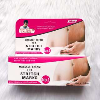 Massage Cream For Stretch Mark