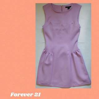 Forever 21 Lavender Dress