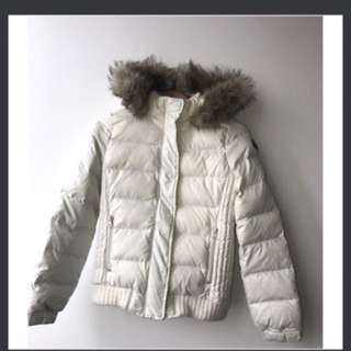 American Eagle Puffer Winter Coat