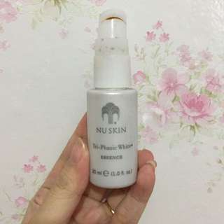 Nuskin triphasic white