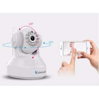 Vstarcam HD Cam 高清無線 QR Code IP Camera 無線網絡監察鏡 Internet Camera