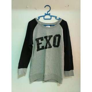Long Sleeved EXO Top