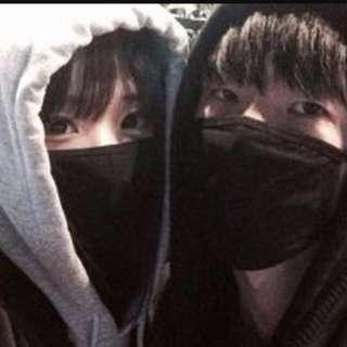 🚚 Winter mask