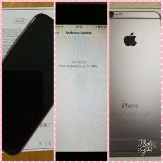 Pre Owned iphone 6 16GB