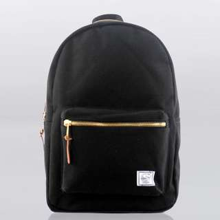 [INSTOCK] Herschel Settlement Full Volume, Black