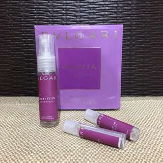Bvlgari Omnia Amethyste In Travel Sizes