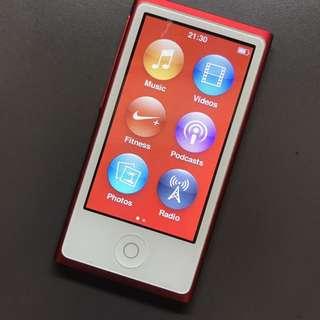 iPod Nano 16GB - RED