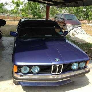Antique BMW e21 316 A
