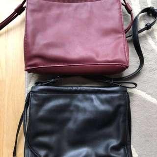 Charles & Keith Cross Body Bags
