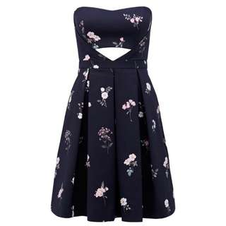WTB!! Forever new pleated dress SIZE 6 or 8