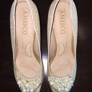 Amisco Bridal/Occasion Shoes
