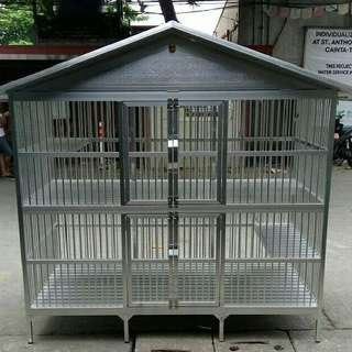 dog cage, cat cage