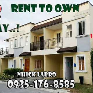 house and lot in lancaster cavite 12k monthly