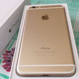 Rush Iphone 6plus 64gb Openline To All