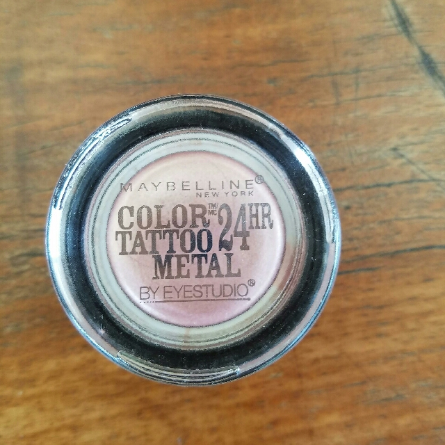 24hr Colour Tattoo by Maybelline