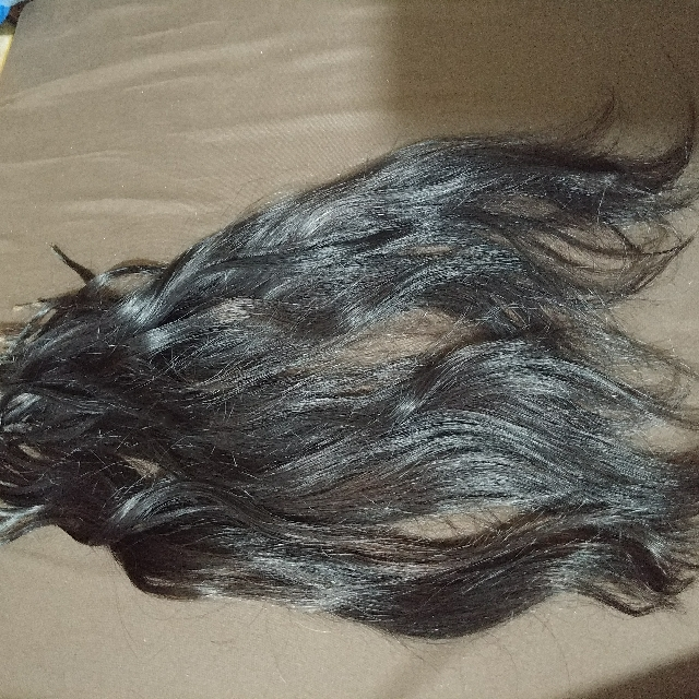 2 bundles of hair extension