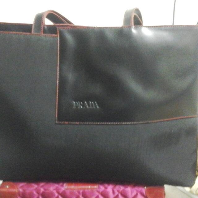 2nd Hand Prada Bag