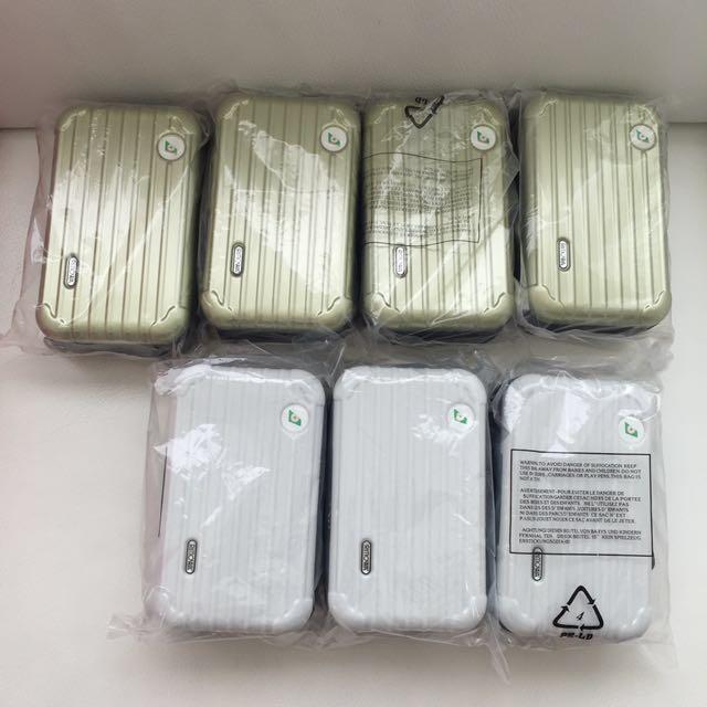 7個EVA長榮過夜包商務艙等11月初寄出,一起賣