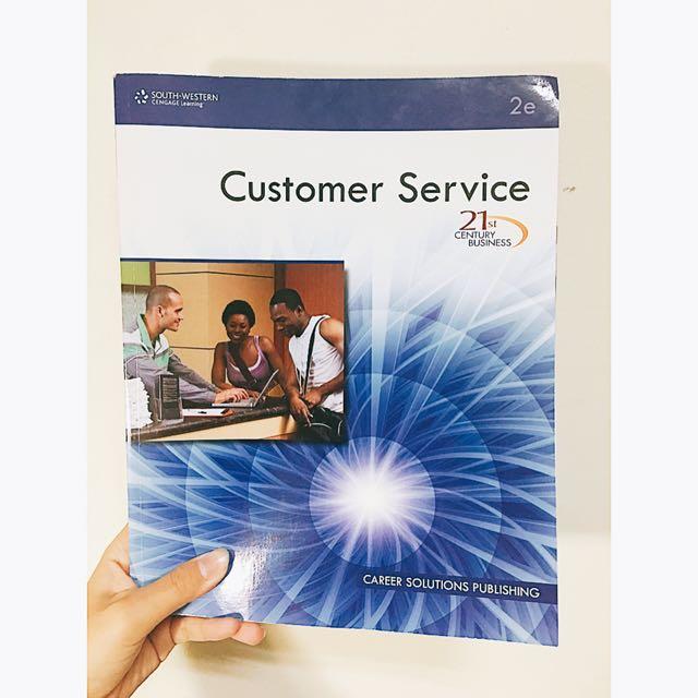 [二手書] 21st century customer service