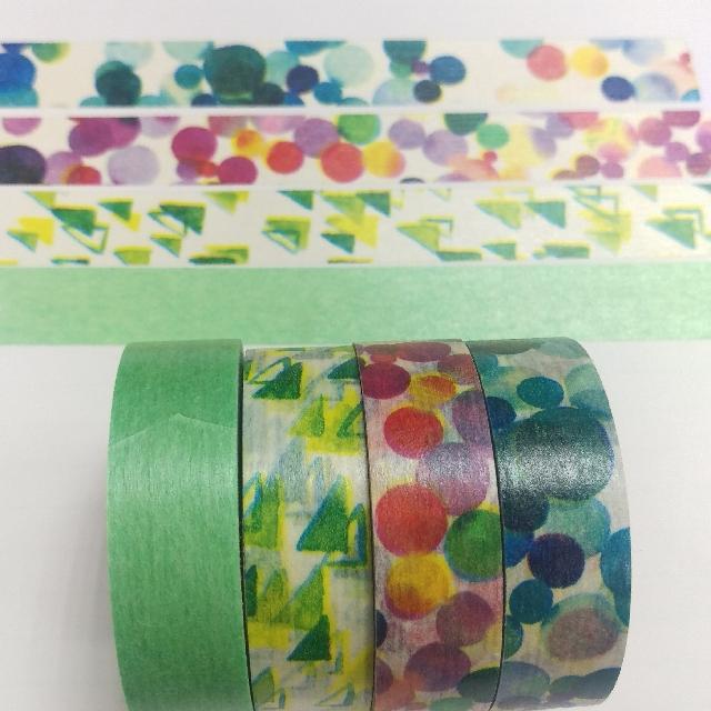 紙膠帶 菊水組
