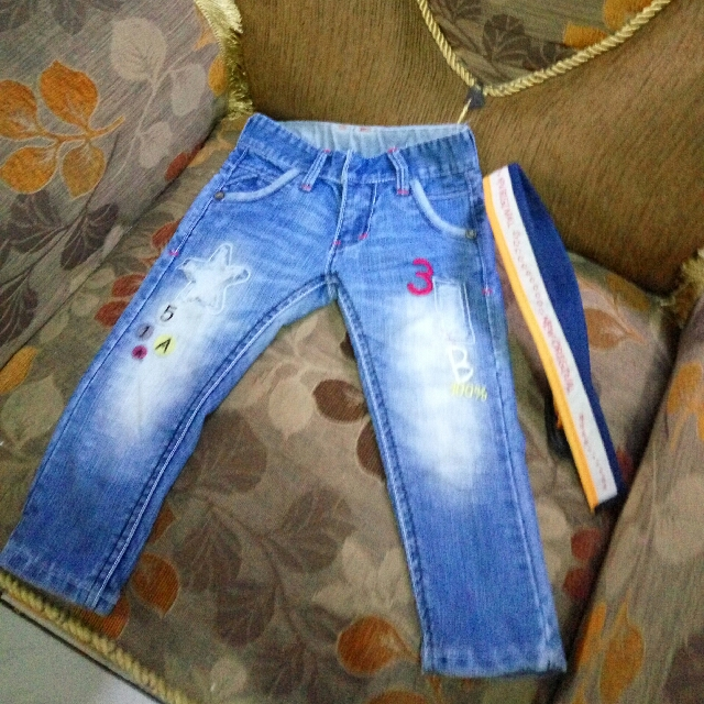 [ NEW ] Jeans Anak Perempuan
