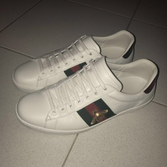 Drop🎉 Gucci Ace Sneakers (Bee