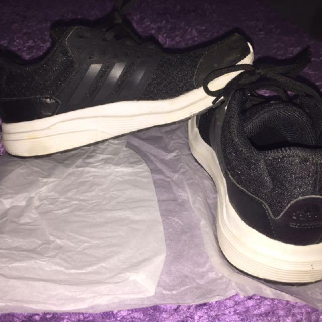 Adidas Cloudfoam Running Black