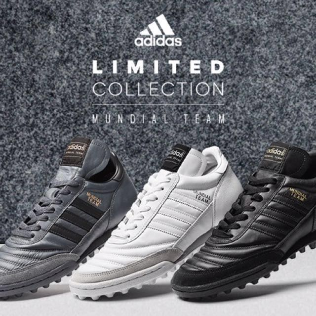 Limited 5 Uk8 Mundial 27cm Edition Turf Team White Adidas qIxH0wfFAI