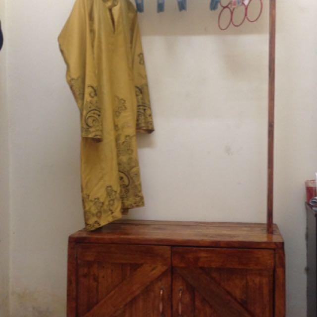 Almari Kayu Pallet Home Furniture