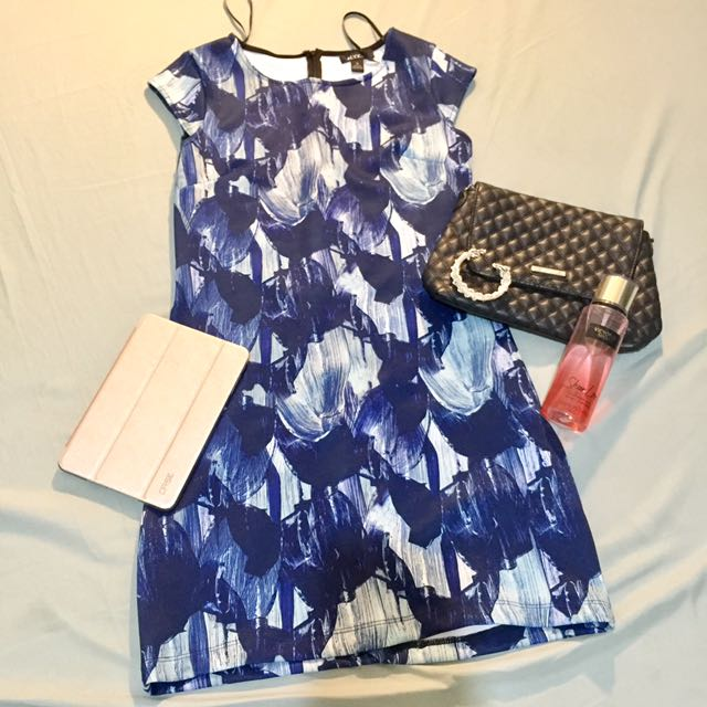 ALYX Blue Dress