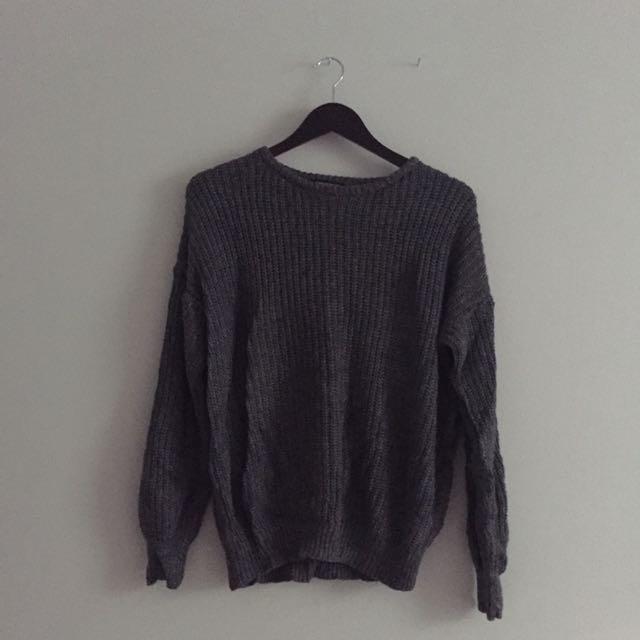American Apparel Fishermen Sweater