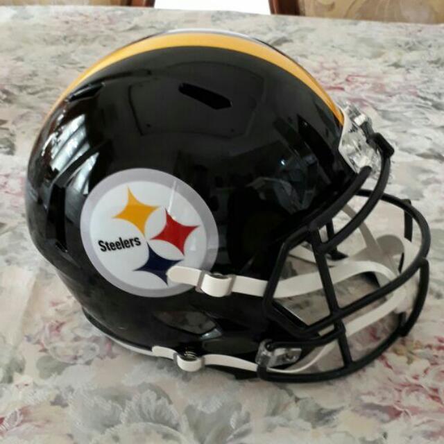 american football helmet ( helm rugby ) 100% baru from USA..