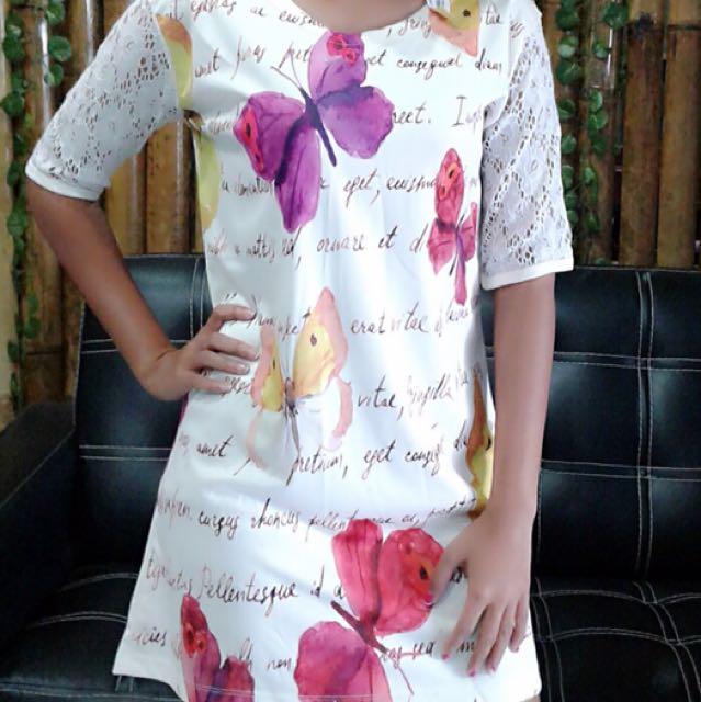 atasan blouse kupu