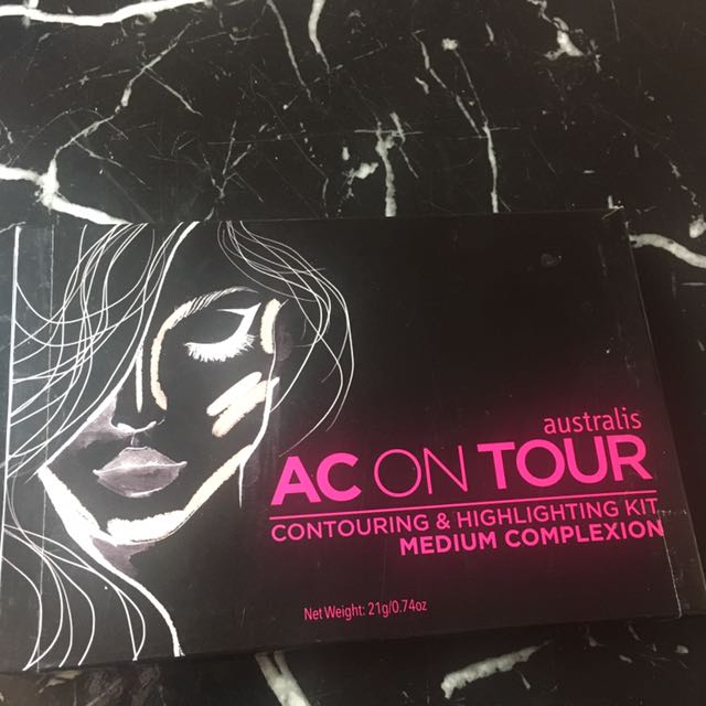 Australis Contour Kit - MED