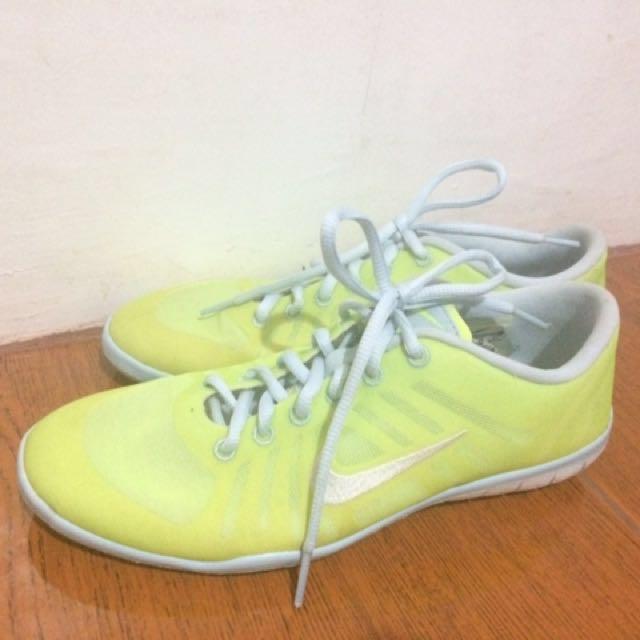 AUTHENTIC Nike Free 3.0 Studio Dance Shoes