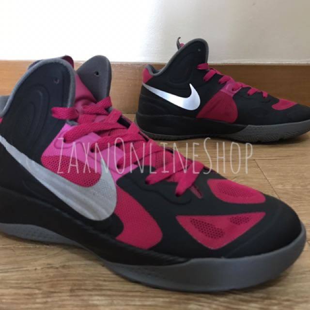 Authentic Nike Hyperfuse Basketball shoes