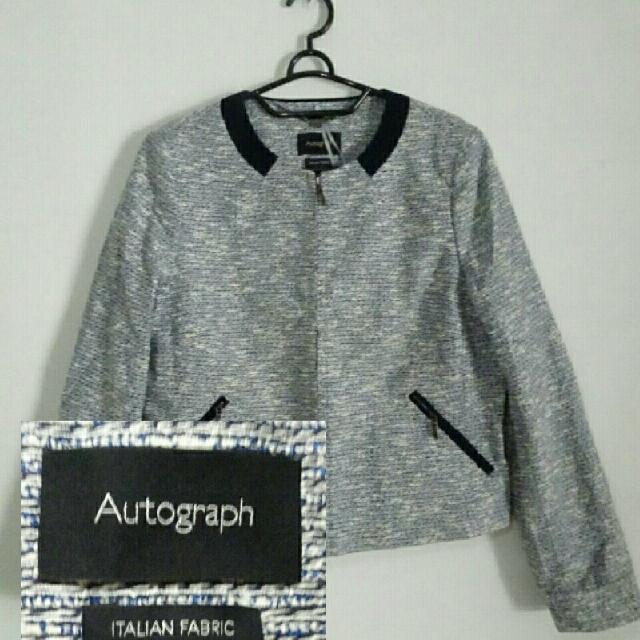 Autograph Italian Fabric Jacket