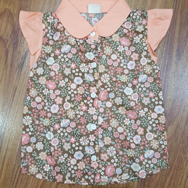 Beebee Blouse from Thailand